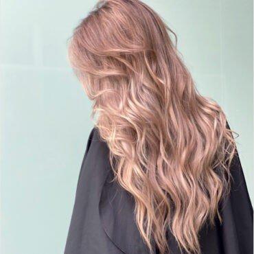 Окрашивание Air Touch в hair Club