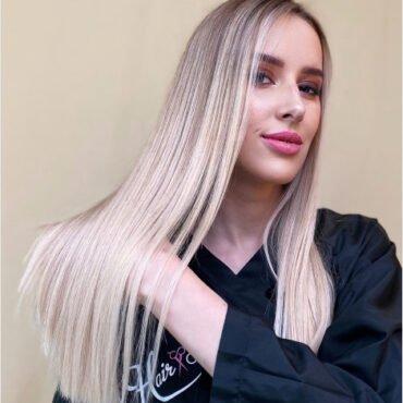Тонирование волос в Zmina