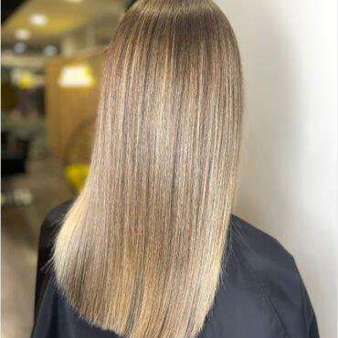 Восстановление волос в Zmina
